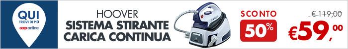 HOOVER Sistema stirante carica continua a 59,00 €