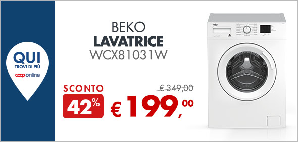 BEKO Lavatrice a 199€