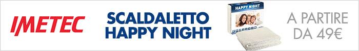 Imetec Scaldaletto Happy Night