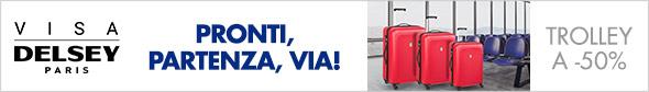 Trolley Visa Delsey a -50%