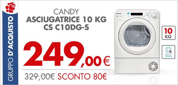 Asciugatrice Candy a 249€!